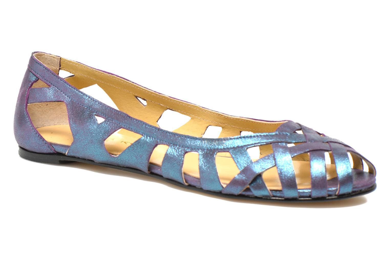 Grandes descuentos últimos zapatos Jonak DERAY (Azul) - Bailarinas Descuento