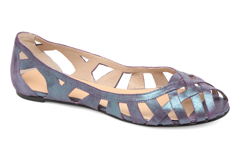 Marques Chaussure femme Jonak femme DERAY Violet-Marron