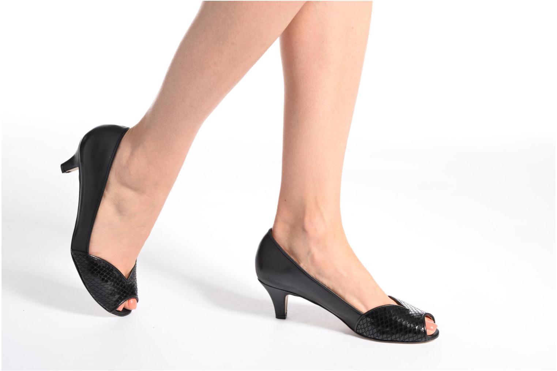 Zapatos de tacón Jonak AMUT Azul vista de abajo