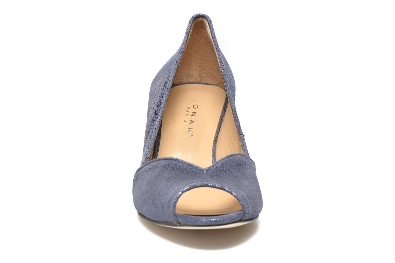 Zapatos de tacón Jonak AMUT Azul vista del modelo