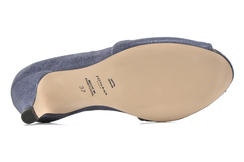 Zapatos de tacón Jonak AMUT Azul vista de arriba