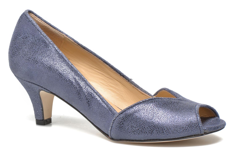 High heels Jonak AMUT Blue detailed view/ Pair view
