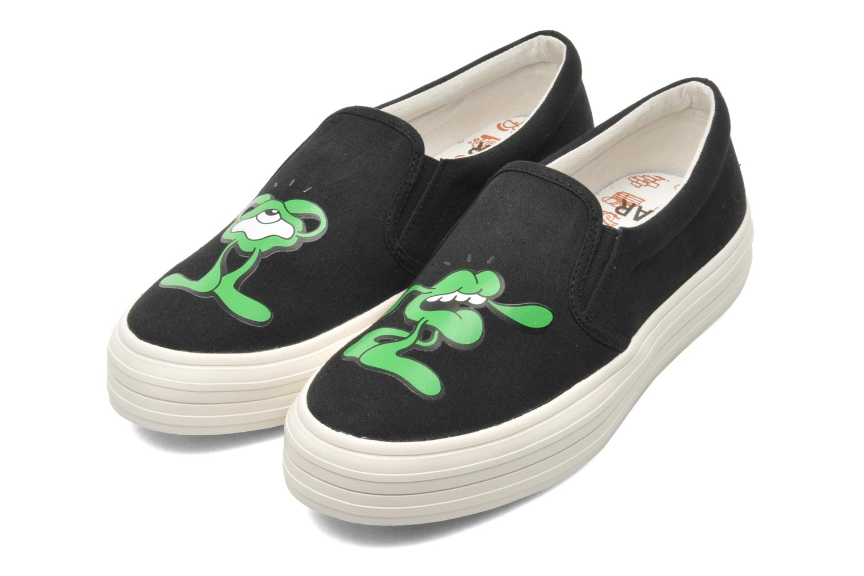 Sneakers YOSH x SWEAR YOSH X SWEAR 2 M Svart 3/4 bild