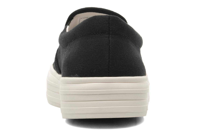 Sneaker YOSH x SWEAR YOSH X SWEAR 2 M schwarz ansicht von rechts