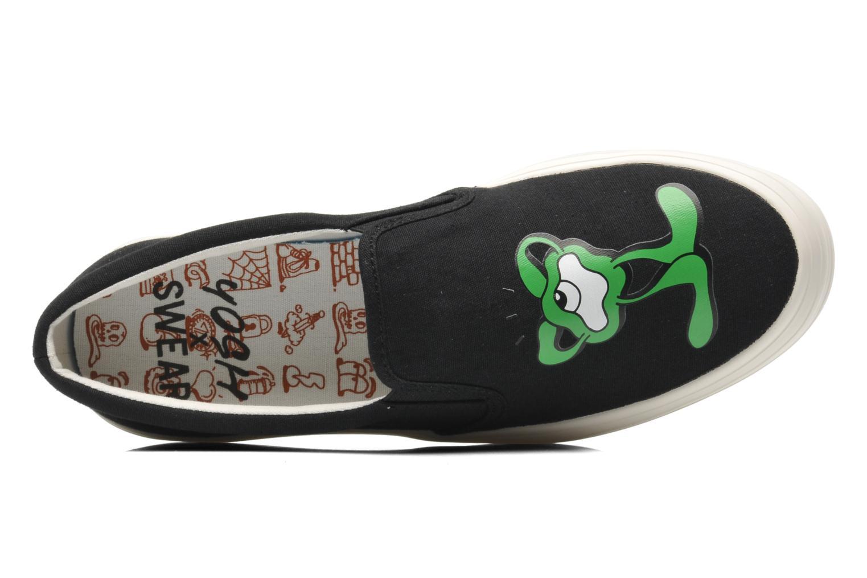 Sneaker YOSH x SWEAR YOSH X SWEAR 2 M schwarz ansicht von links