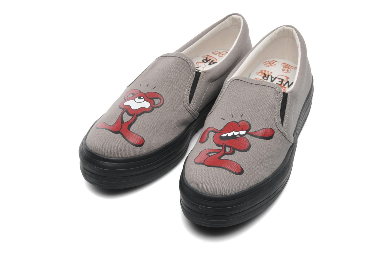 Sneakers YOSH x SWEAR YOSH X SWEAR 2 W Grijs 3/4'