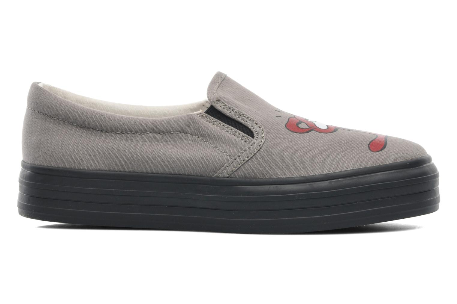 Trainers YOSH x SWEAR YOSH X SWEAR 2 W Grey back view