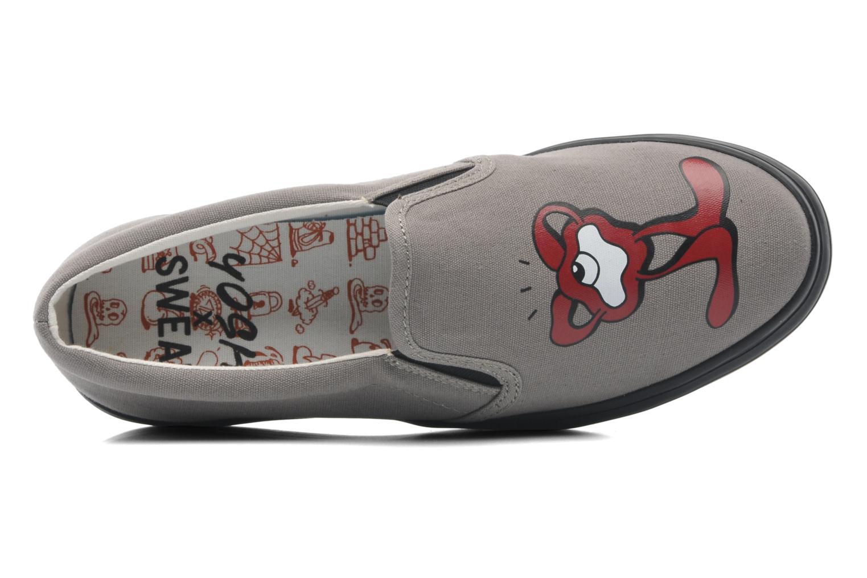 Sneakers YOSH x SWEAR YOSH X SWEAR 2 W Grijs links