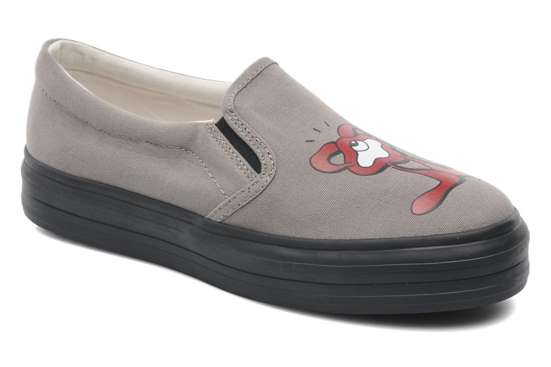 Sneakers YOSH x SWEAR YOSH X SWEAR 2 W Grijs detail
