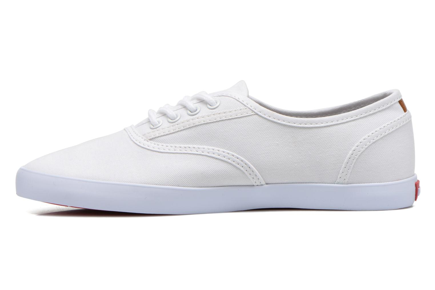 Sneakers Levi's Palmdale Lace Up Wit voorkant