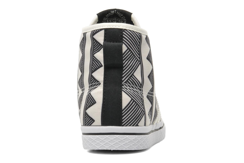 Deportivas Adidas Originals Honey Mid W Blanco vista lateral derecha