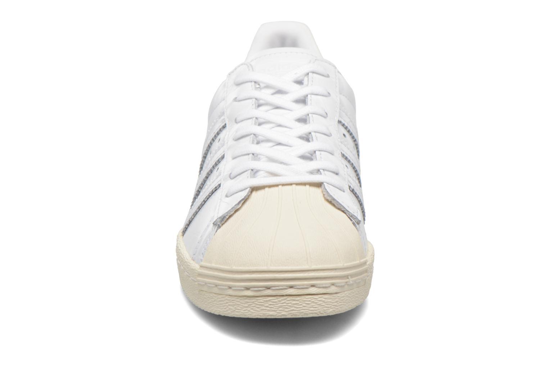 Deportivas Adidas Originals Superstar 80S W Blanco vista del modelo