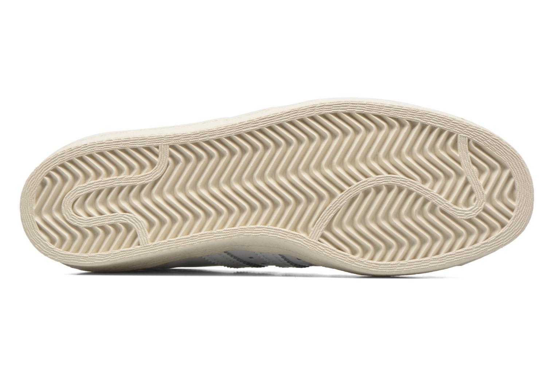 Baskets Adidas Originals Superstar 80S W Blanc vue haut