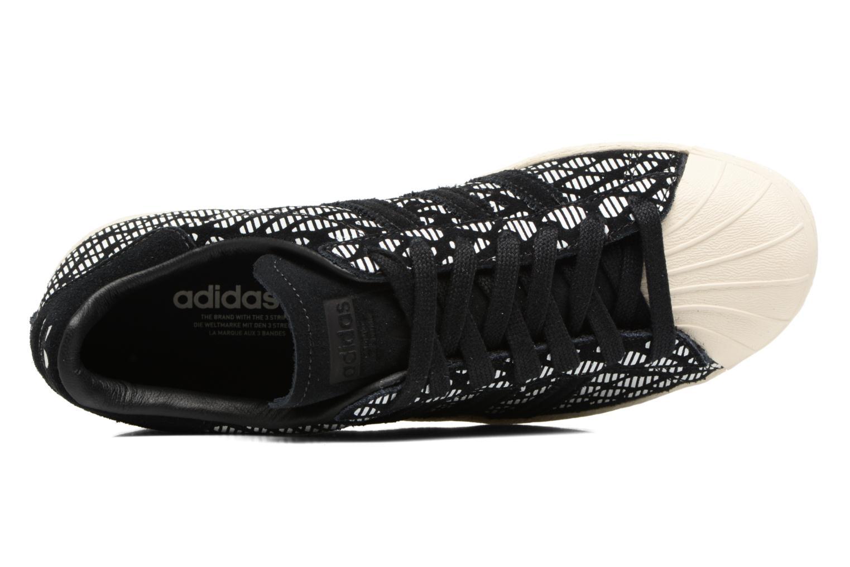 Sneakers Adidas Originals Superstar 80S W Zwart links