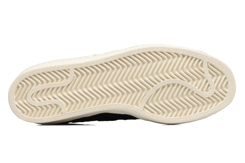 Sneakers Adidas Originals Superstar 80S W Svart bild från ovan