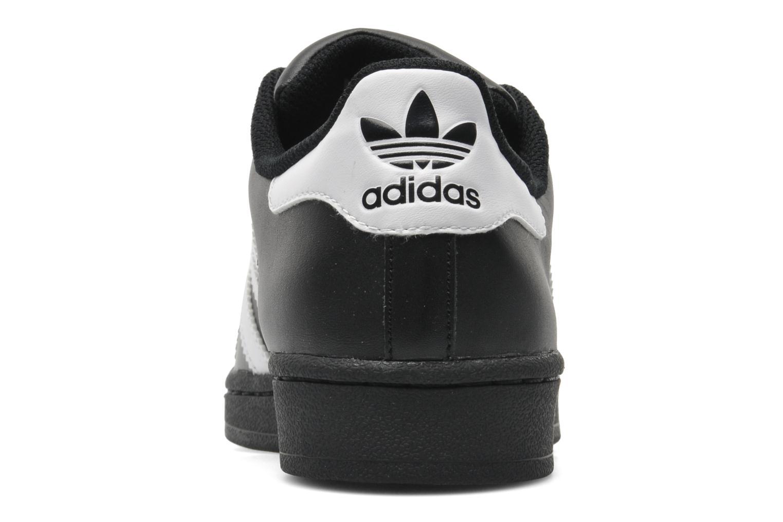 Noiess/Noiess/Noiess Adidas Originals Superstar Foundation (Noir)