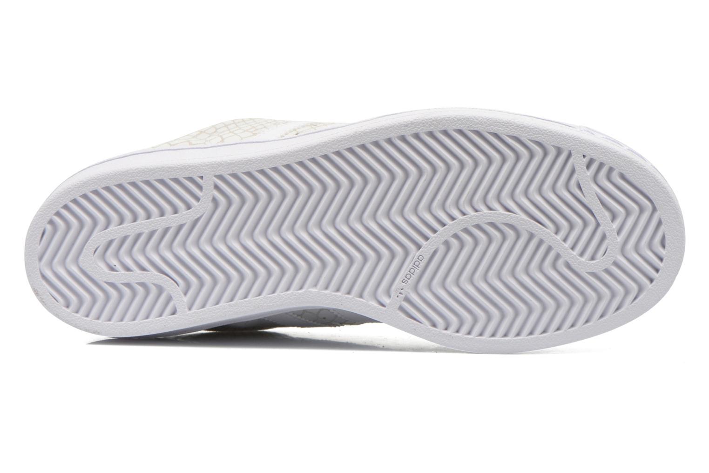 Ftwbla/Cybmet/Ftwbla Adidas Originals Superstar W (Blanc)