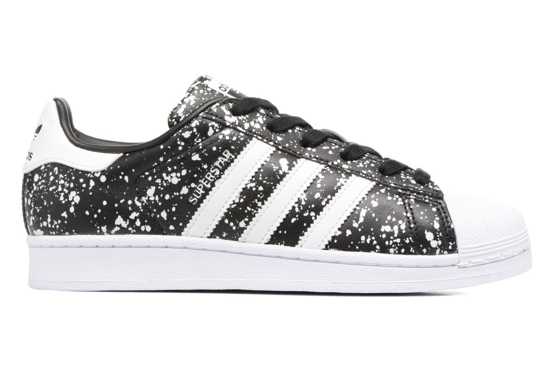 Sneakers Adidas Originals Superstar W Sort se bagfra