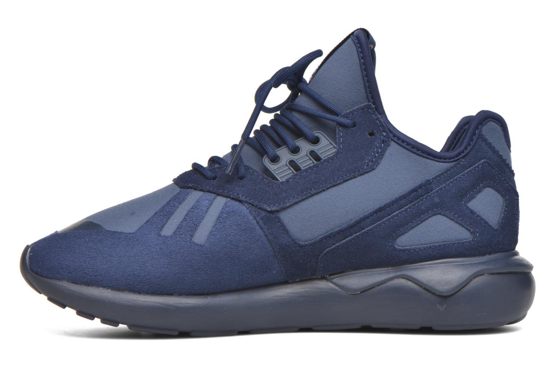 Baskets Adidas Originals Tubular Runner Bleu vue face
