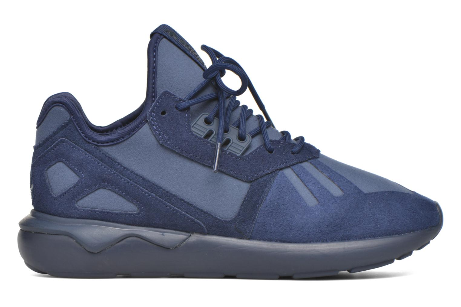 Trainers Adidas Originals Tubular Runner Blue back view