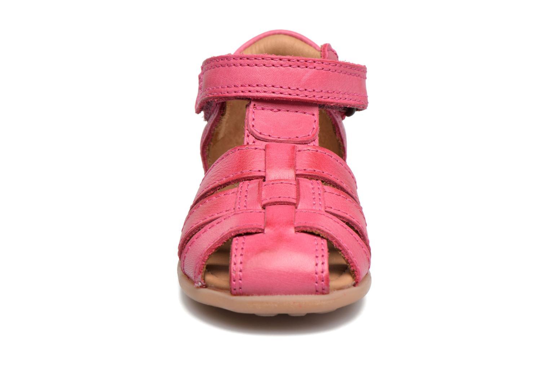 Sandalen Bisgaard Birthe rosa schuhe getragen