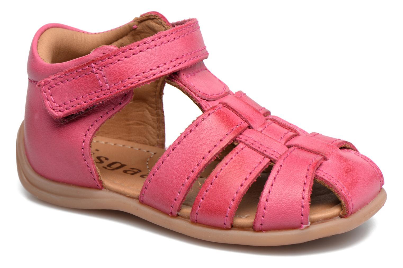 Sandales et nu-pieds Bisgaard Birthe Rose vue détail/paire