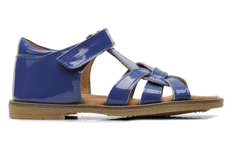 Sandales et nu-pieds Bisgaard Inge Bleu vue derrière