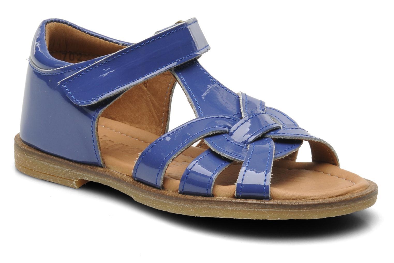 Sandales et nu-pieds Bisgaard Inge Bleu vue détail/paire