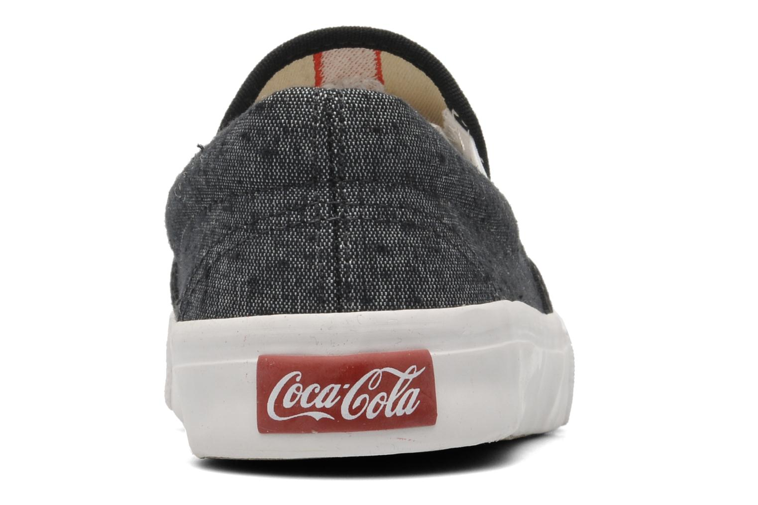 Petrole Coca-cola shoes Iate (Bleu)
