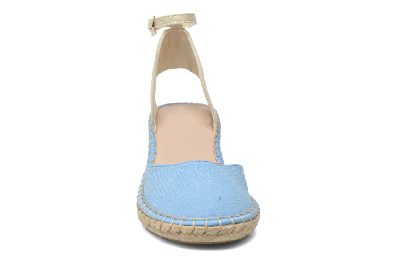 Sandals Coca-cola shoes Juta City Blue model view