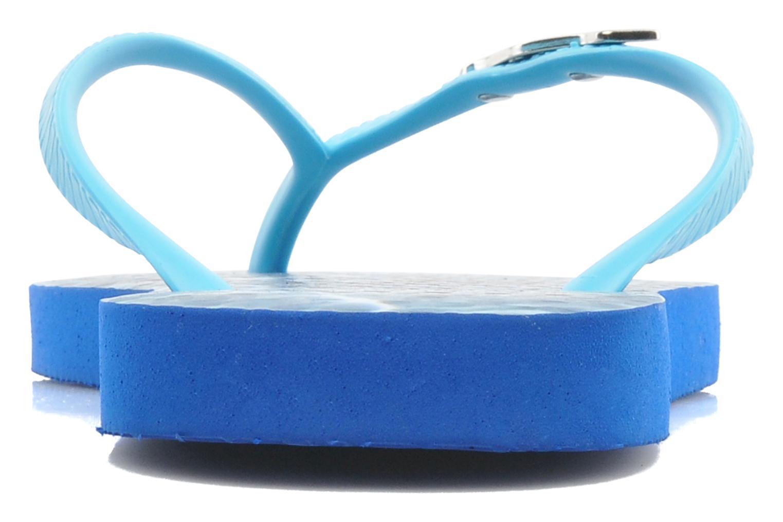 Infradito Coca-cola shoes Water Girls Azzurro immagine destra