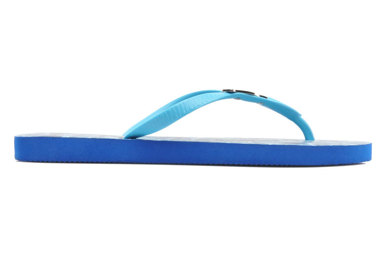 Infradito Coca-cola shoes Water Girls Azzurro immagine posteriore