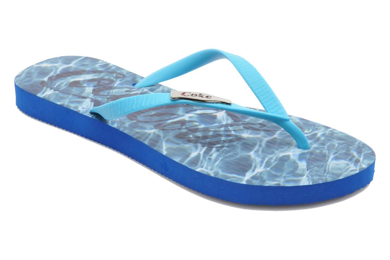 Infradito Coca-cola shoes Water Girls Azzurro vedi dettaglio/paio