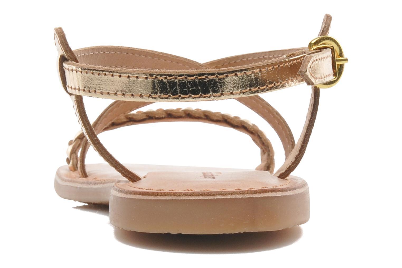 Sandalen Les Tropéziennes par M Belarbi Baladin gold/bronze ansicht von rechts