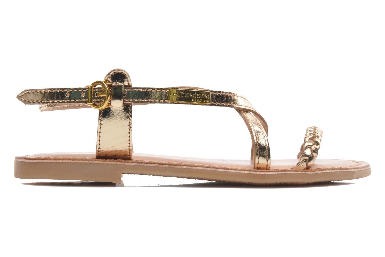 Sandalen Les Tropéziennes par M Belarbi Baladin gold/bronze ansicht von hinten