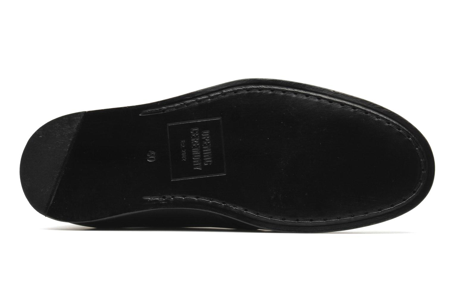 Velcro M1 boot Black