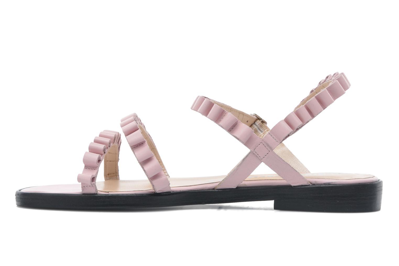 Sandales et nu-pieds Opening Ceremony Mazzy sandal Rose vue face