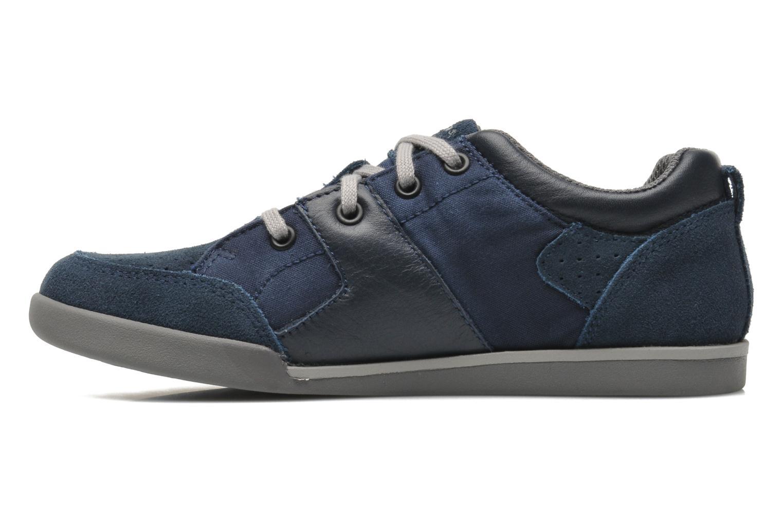 Sneakers Caterpillar Intraval Blauw voorkant