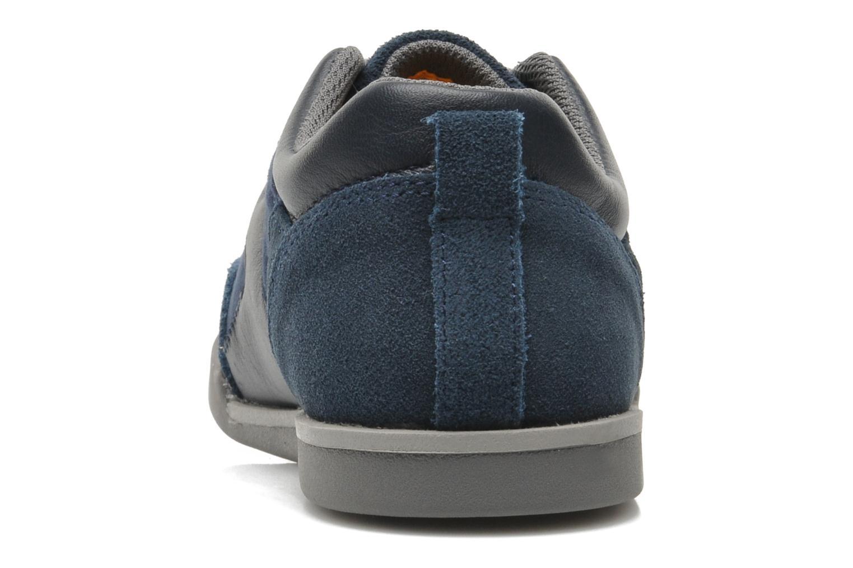 Sneakers Caterpillar Intraval Blauw rechts