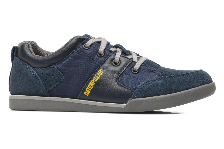 Sneakers Caterpillar Intraval Blauw achterkant