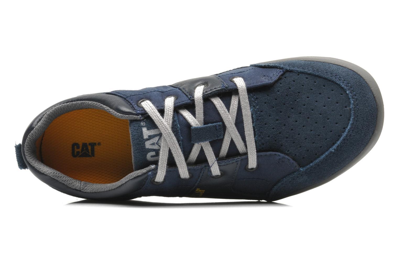 Sneakers Caterpillar Intraval Blauw links