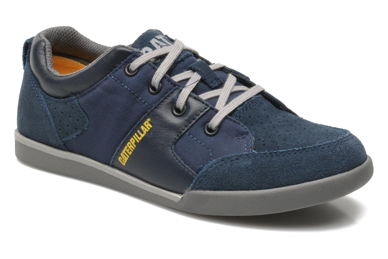 Sneakers Caterpillar Intraval Blauw detail