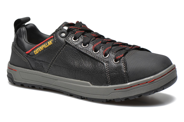 Sneakers Caterpillar Brode S1P Zwart detail