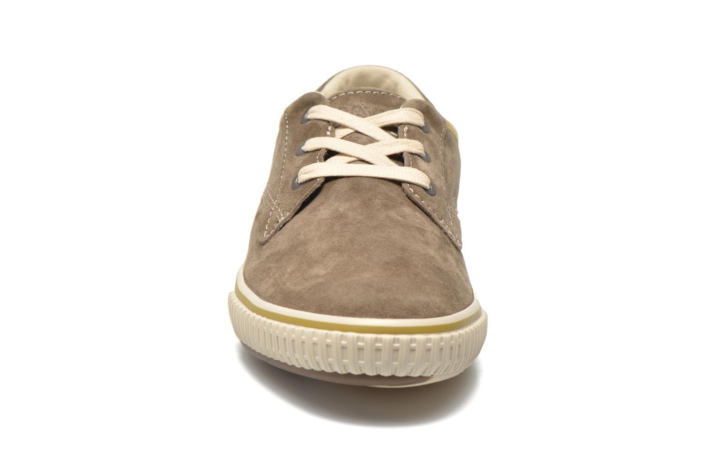Baskets Caterpillar Prestige Gris vue portées chaussures