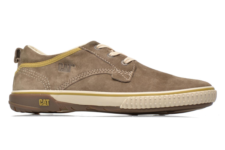Sneaker Caterpillar Prestige grau ansicht von hinten