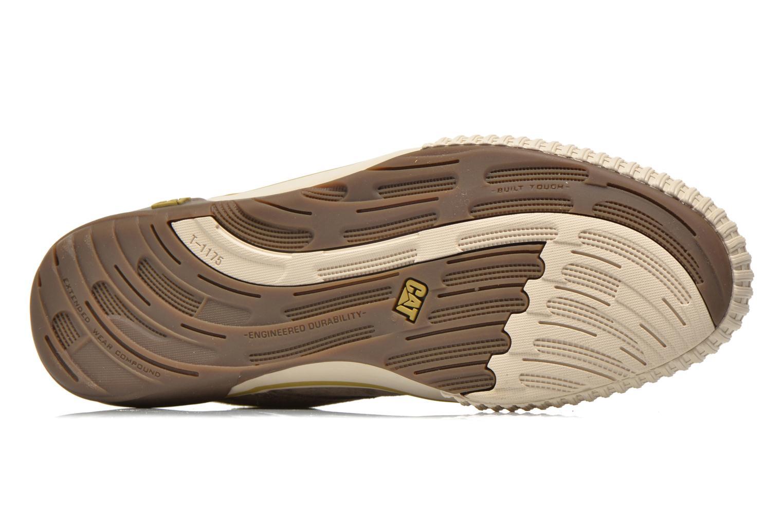Sneaker Caterpillar Prestige grau ansicht von oben