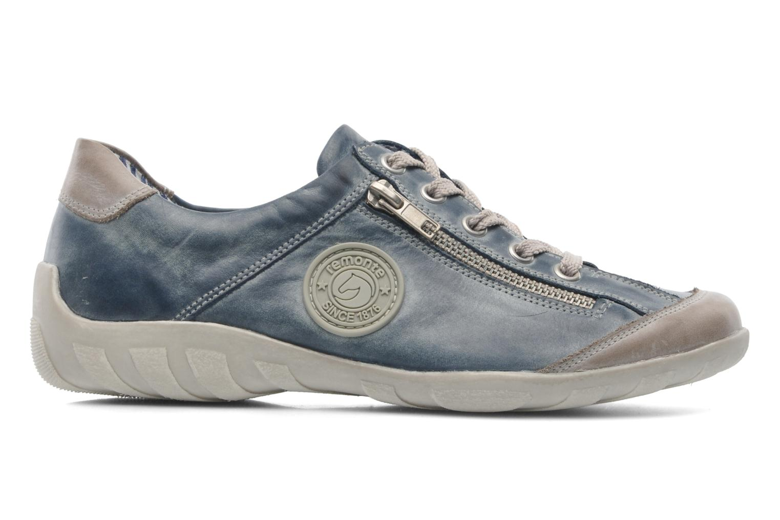 Trainers Remonte Quinn R3408 Blue back view