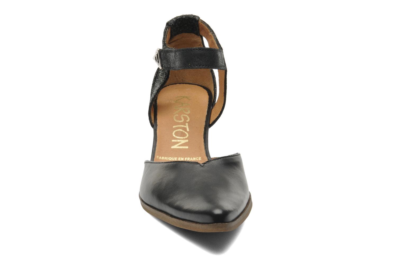 High heels Karston Kzapo Black model view