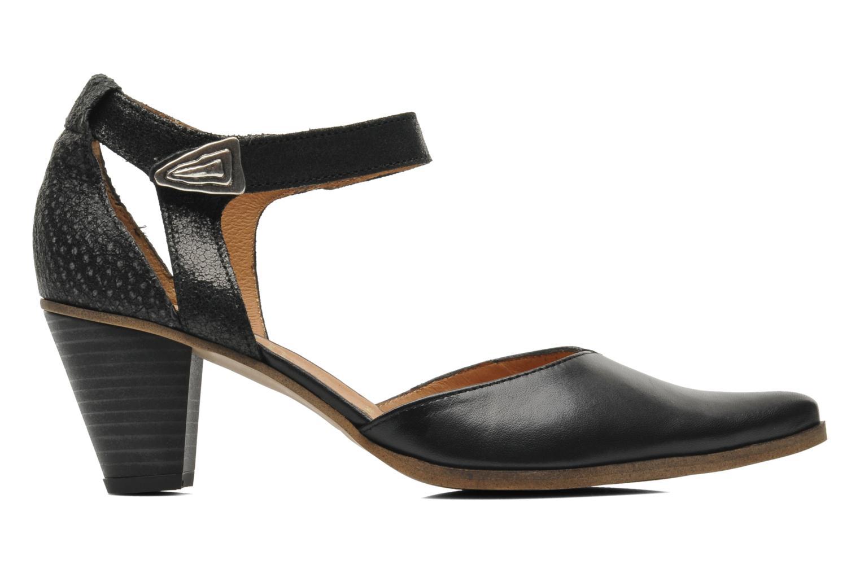 High heels Karston Kzapo Black back view