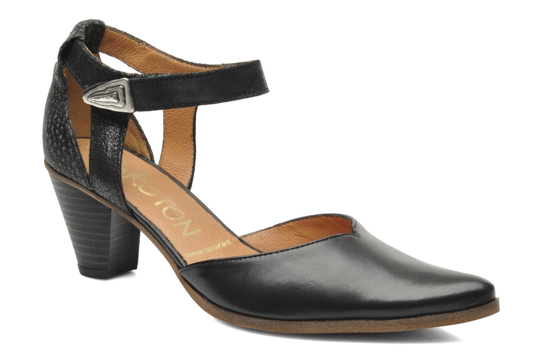 High heels Karston Kzapo Black detailed view/ Pair view